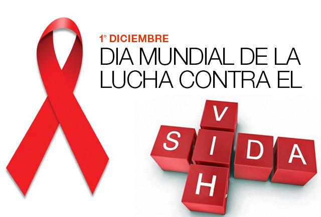 DIA MUNDIAL DE LA LUCHA CONTRA EL HIV-SIDA